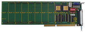 Transputer - Empty B008 motherboard