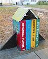 Trash can - books, Lake Placid, Florida.jpg