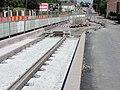 Travaux de la branche vers Vieux-Condé de la ligne B du tramway de Valenciennes en mai 2012 (089).JPG