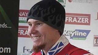 Travis McGowan Australian speedway rider (born 1981)