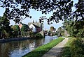 Trent and Mersey Canal at Alrewas, Staffordshire - geograph.org.uk - 1579660.jpg