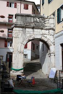 Arco Di Riccardo Wikipedia