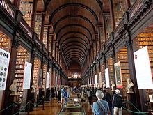 都柏林大學 维基百科,自由的百科全书