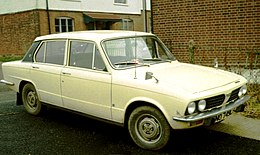 Triumph Dolomite Early one in England.jpg