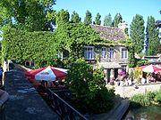 Trout inn Wolvercote UK