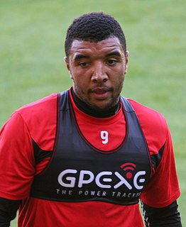 Troy Deeney English footballer