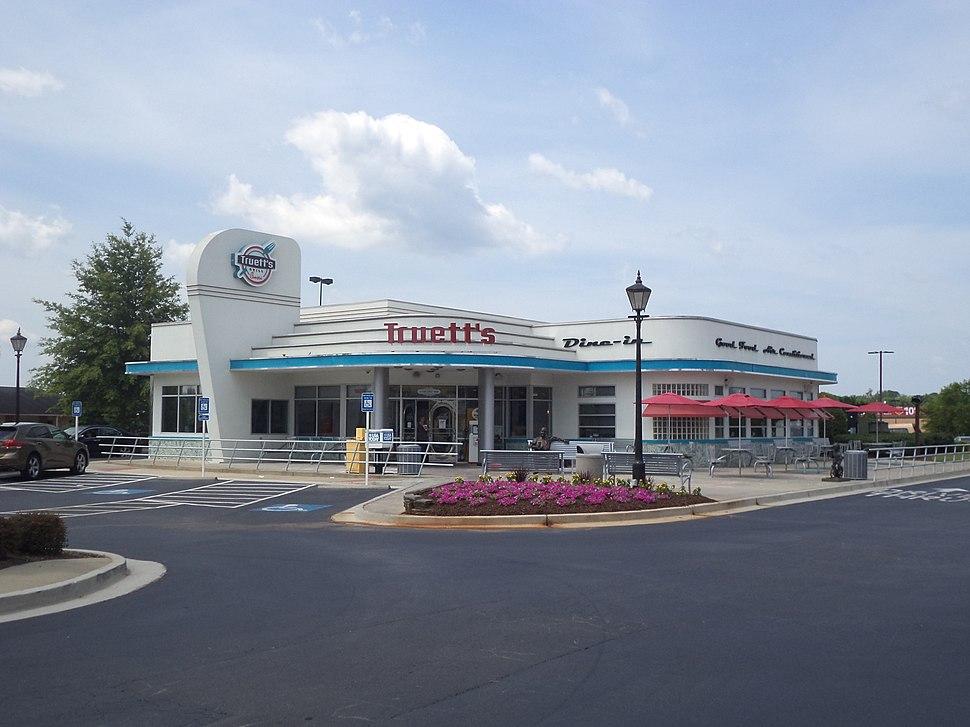 Truett's Grill, Griffin