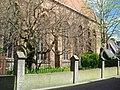 Tuin - Grote of Sint-Martinuskerk - Dokkum.jpg