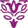 Tulips Two Ornament Purple.png