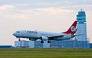 Turkish Airlines - Flughafen Wien