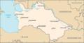 Turkmenistan-CIA WFB Map.png