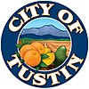 Official seal of Tustin, California