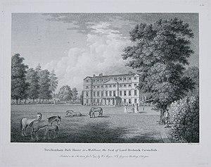 Twickenham Park - Twickenham Park House