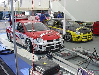 Dodge Neon SRT-4 - Robb Holland and Dan Aweida's SPEED World Challenge SRT-4s