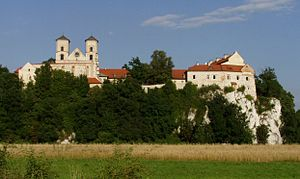 Zbigniew of Poland - Tyniec Abbey.