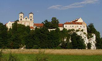 Zbigniew of Poland - Tyniec Abbey.