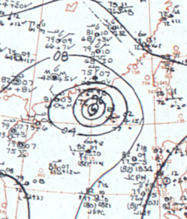 Typhoon Dot (1964) Pacific typhoon in 1964