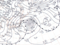 Typhoon Ophelia December 5, 1960 surface map.png