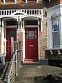 Typical Harlesden Front Door - geograph.org.uk - 309938.jpg