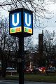 U-Bahnzeichen am U-Bahnhof Spichernstraße 20150113 43.jpg