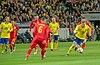 UEFA EURO qualifiers Sweden vs Romaina 20190323 Emil Forsberg 2.jpg