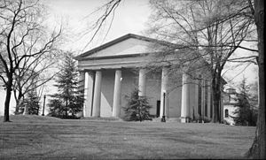 University of Georgia - The University of Georgia Chapel built in 1832 replacing the previous one