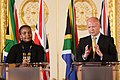 UK - South Africa Bilateral Forum press conference (5815393522).jpg