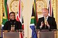 UK - South Africa Bilateral Forum press conference (5815393522).jpg