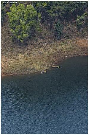 Umiam Lake - Image: UMIAM 1