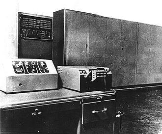 UNIVAC 1101 - ATLAS