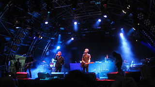 Unkle British electronica band