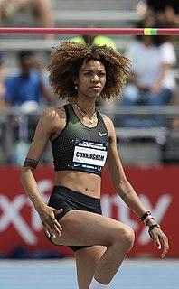 Vashti Cunningham American high jumper