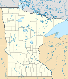 MSP is located in Minnesota