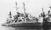 USS Alexander J. Luke (DER-577) at New York on 1 June 1946 (NH 79724)