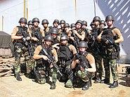 USS Gary VBSS Team - Pearl Harbor Hawaii - 2006
