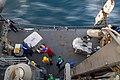 USS Princeton conducts a replenishment-at-sea (36516226354).jpg
