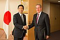USTR Froman with Japan's Foreign Minister Kishida (9546418144).jpg