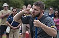 US Navy, Coast Guard Wounded Warrior competitors compete for Team Navy position 150312-F-AD344-100.jpg