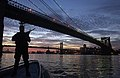 US Navy 020919-G-0000S-010 MSST stands guard near the Brooklyn Bridge.jpg