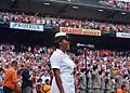 US Navy 080704-N-2257C-036 Chief Musician Yolanda Pelzer sings the national anthem.jpg