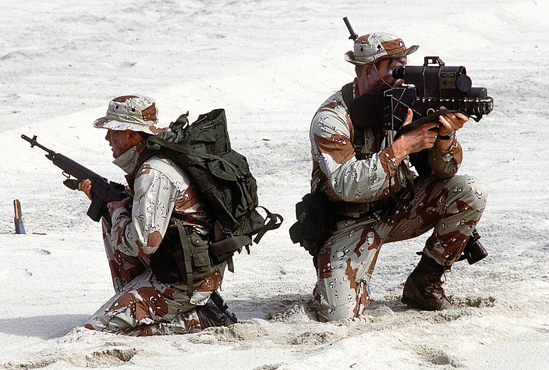 us navy seals gear. 90s Navy SEAL loadout,