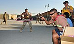 US Navy medical personnel celebrate Father's Day on Kandahar Airfield DVIDS417642.jpg