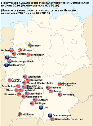 List of United States Army installations in Germany - Wikipedia