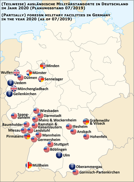 List of United States Army installations in Germany - Wikiwand In The Usa Map Military Bases on army bases in usa map, navy bases map, nuclear plants in the usa map, u.s. army forts map, casinos in the usa map, airports in the usa map, army base locations map, police departments in the usa map, education in the usa map, amusement parks in the usa map, supermarkets in the usa map, mountains in the usa map, indian reservations in the usa map, forests in the usa map, theme parks in the usa map, us military installations map, national parks in the usa map, colleges in the usa map, lakes in the usa map, oil refineries in the usa map,