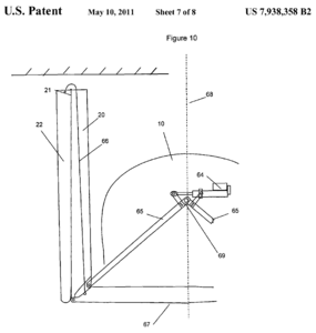 US patent 7938358, fig 10.png