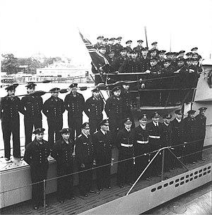 German submarine U-213 - Image: U 213