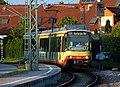 Ubstadt-Weiher - Ubstadt Ort - Duewag-Siemens GT8-100D-2S-M - 2017-09-03 19-24-56.jpg