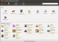 Ubuntu 11.10 Centrum Oprogramowania Ubuntu Dział Gry.png