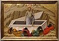 Ugolino di nerio, altare di santa croce, 1324-25 ca. 05 resurrezione 1.jpg