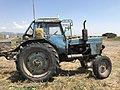 Un tracteur MTZ-80 dans la province de Syunik en Arménie en juillet 2017 - 2.jpg